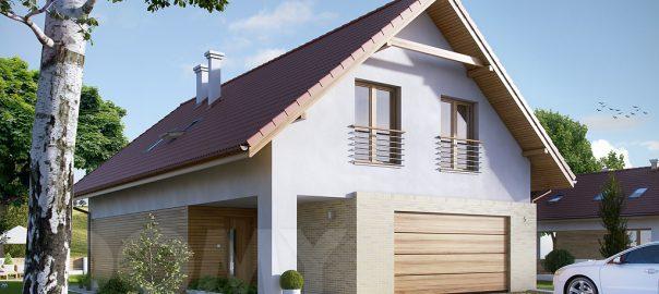Wady i zalety domów na wąskiej działce