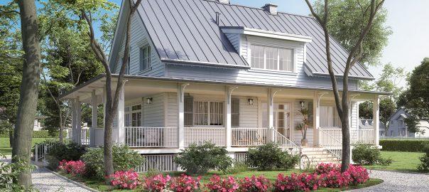 Kiedy wybrać projekt domu z poddaszem, a kiedy dom piętrowy?
